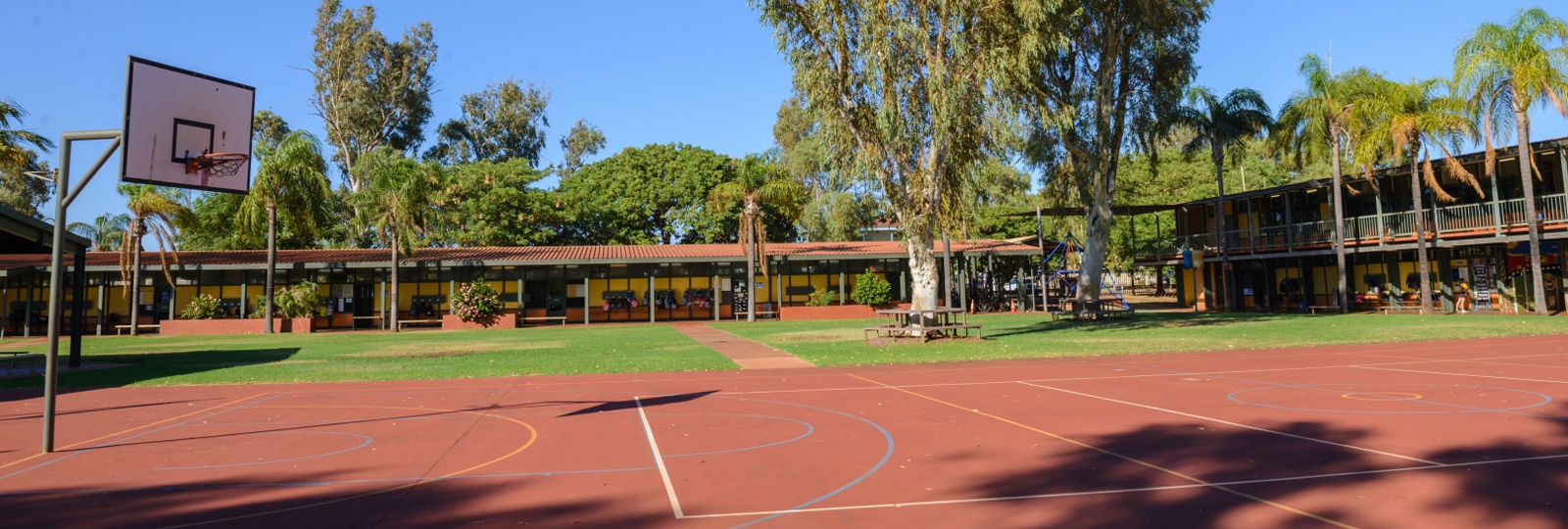 Newman PS play area